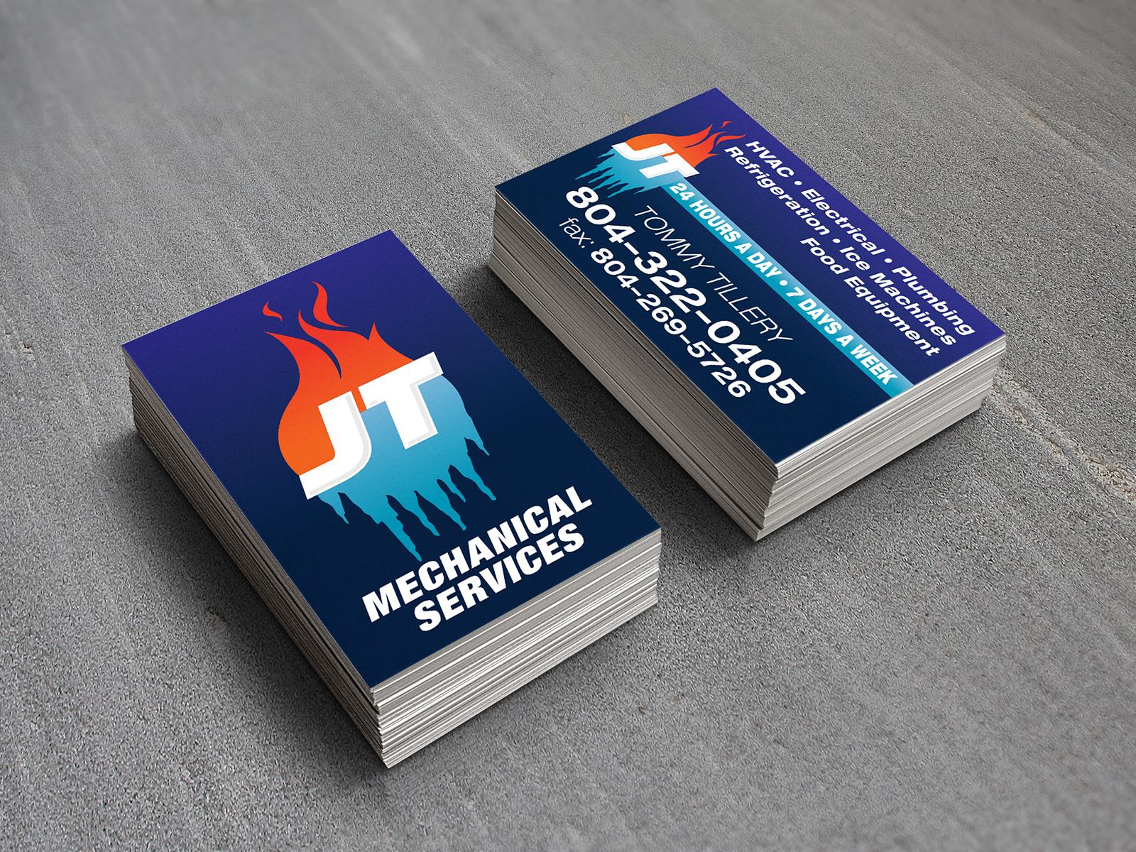 Hobson Auto Sales Business Cards - Logo Advantage